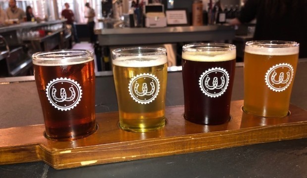 Workhorse Brewing Company, a New Hidden Gem in the Philly Suburbs